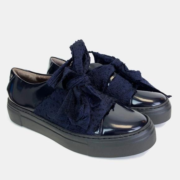 Attilio Giusti Leombruni Shoes - AGL Attilio Giusti Leombruni Bow Platform Sneakers